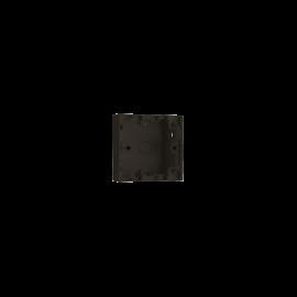SG LEDDim Veggboks Sort 33mm