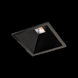 SG Soft Square Sort 1060lm 2700K Ra 98 Faseavsnitt