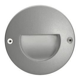 Unilamp Dot Round Ramp 1W 3000K Sølv