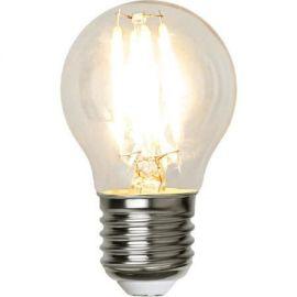 E27 LED pære 12/24V 2,3W 2700K 250LM