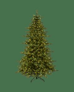 Delux Larvik juletre 600-lys 210 cm