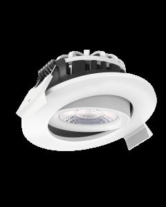 LuminuZ LED downlight 8W 800lm IP65, 2900K, 4200K, 6000K