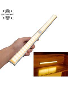Garderobe, skap LEDlys med magnetfestre batteri og sensor 38cm
