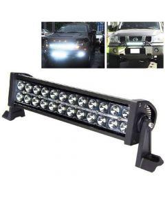 72W LED bar DC 10-30V IP67 SUV flomlys