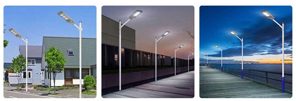 LED Gatelys - Områdelys