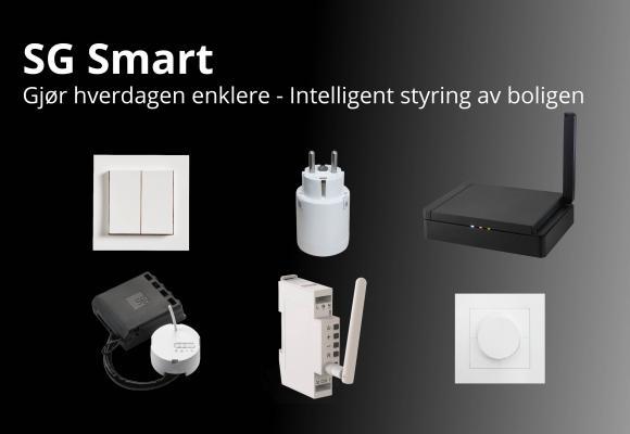 SG Smart. Enkelt og Genialt