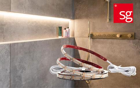 SG Strip line - kvalitets LEDstriper ifra Norges ledende LEDlys produsent