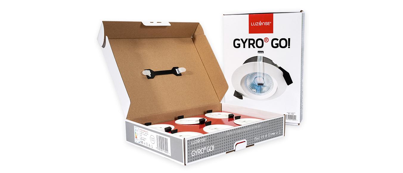 Unilamps Gyro – kanskje den eneste downlighten du trenger
